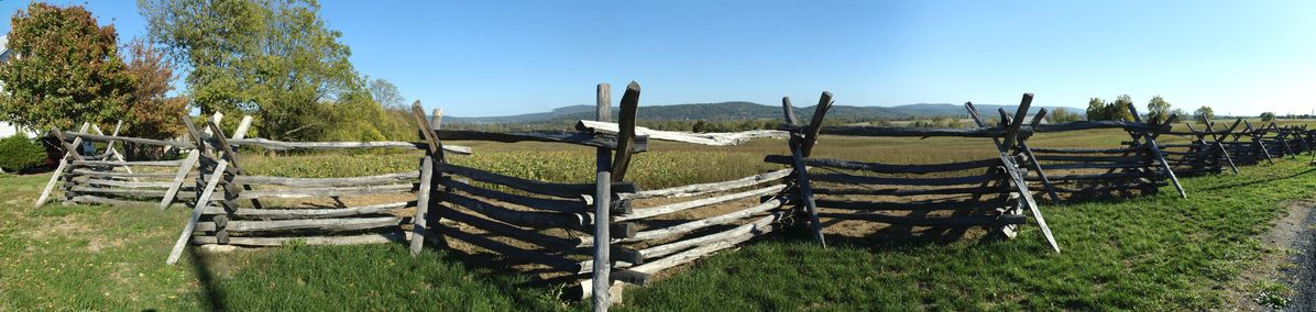 Antietam fence