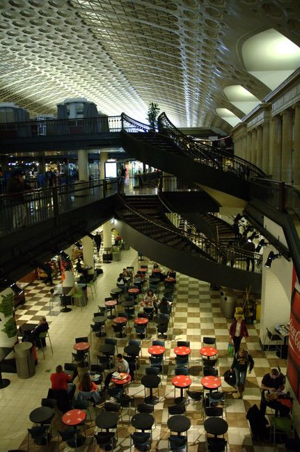 The shops at Union Station