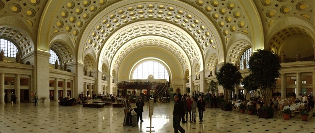 The Great Hall of Union Station