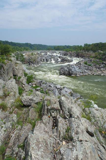 Overlook number three at Great Falls Park