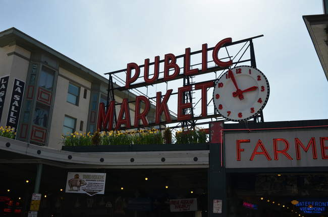 The obligatory public market photo